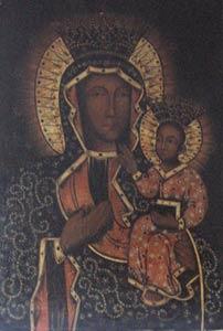 Чудотворна ікона Улашківської Божої Матері